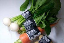 Vegetables branding