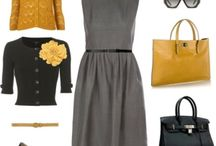 Lovely clothes and jewellery / And also some shoes and bags ;)