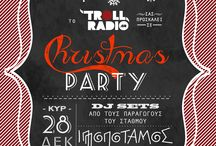 Christmas Party 2014 @ Ippopotamos Bar / Ο TrollRadio.gr και τα αγαπητά trolls σε προσκαλούν την Κυριακή 28 Δεκεμβρίου στις 22:00 σε ένα Χριστουγεννιάτικο πάρτυ, όπως μόνο εκείνα ξέρουν να διοργανώνουν, με αποκλειστικό στοιχείο το #rockNtroll! Εσύ δε χρειάζεται να φέρεις τίποτα πέρα από καλή παρέα… όλα τα υπόλοιπα άφησέ τα πάνω μας και μια μέρα θα διηγείσαι την παραπάνω ιστορία!   Djs προφανώς οι παραγωγοί του TrollRadio! Spread #rockNtroll