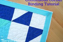 Quilting Tutorials / Quilting tips and tricks, how to Quilt, Quilting Tutorials, Best tips for Quilting