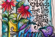 Art with words / by Noemi Molina
