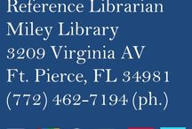 IRSC Librarians / Find a librarian at Indian River State College to get help with research and citation style; APA, MLA, and CSE!