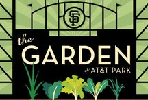 The Garden at AT&T Park / Everything you want to know about the #GiantsGarden