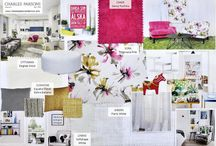 Charles Parsons - Inspiration Boards / Charles Parsons - Inspiration Boards