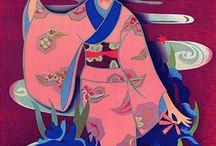 Le Japon en affiches / Découvrez le Japon à travers des affiches esthétiques et rétro.