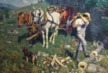 william robinson leigh ,art