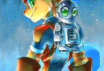 Ratchet and clank my best hero