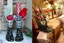 dekorien weihnachten