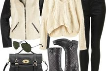 Freezing winter outfits / by Jasmine Buenrostro