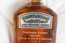 Wedding - Groomsmen gifts / by Denise Burridge