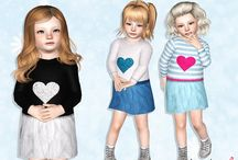 Sims 3 Child Fashion