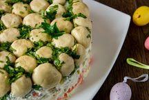 jedzenie Salatki