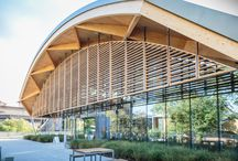 WWF Woking / SJG complete furniture fit out at WWF Headquarters Woking - using FSC certified products.