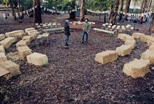 Ceremony Layout Ideas / Different ideas of how to layout your ceremony