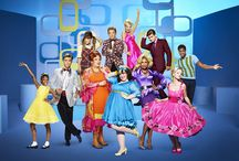Hairspray (2016) / A teenage girl living in Baltimore in the early 1960s dreams of appearing on a popular TV dance show. Staring:Dove Cameron, Maddie Baillio, Garrett Clayton, Harvey Fierstein, Ariana Grande, Kristin Chenoweth, Ricki Lake, Derek Hough, Andrea Martin, Ephraim Sykes, Martin Short, Jennifer Hudson, Sean Hayes, Mason Trueblood, Billy Eichner, Rosie O'Donnell, Shahadi Wright Joseph