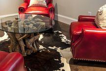 Living room / by Amy Schwartz McHugh