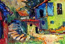 Colour fantasy / A wonderful myriad of colours.