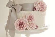 tortas de rosas