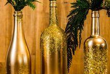 Designed bottles