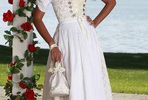 Bavarian wedding