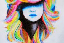 Drawings & art