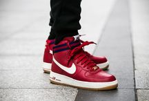 "Nike Air Force 1 High 07 ""Gym Red"" (315121-605)"