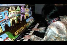 Comptine ... Amelie PIANO/Yann Tiersen