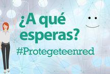 #Protegeteenred