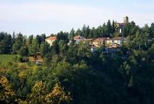 Pieve di Rivoschio - ITALY / Piccola cittadina tranquilla immersa nel verde della campagna. Rinomata per la sagra della castagna dolce che si tiene la seconda Domenica del mese di Ottobre.