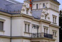 Kastélyok / Szép kastélyok
