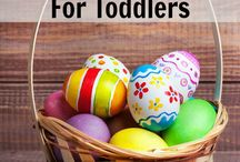 Toddler Gift Ideas / by Jennifer George
