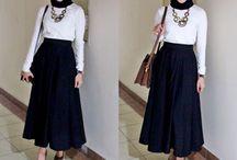 Hijabi / My own style