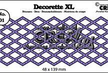 Crealies Decorette XL Dies