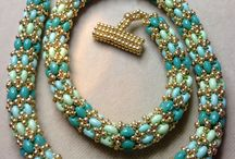 beading with super duo