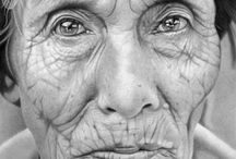 The Pencil's Story / Pencil Sketches / by Lori Bright