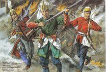 ottoman warriors