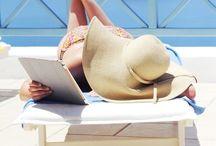 """Nos indispensables de l'été ! / La chaleur monte, le départ en vacances approche remplissez votre valise avec """"les indispensables de l'été 2014"""" pour être au top de la tendance cet été !"""
