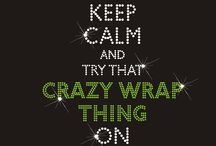 Crazy Wrap Thing / by Andrea Louis