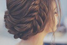 Peinados. ❤