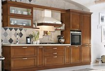 "KITCHENS - COLLECTION I CILIEGI / The new kitchens of the collection ""I Ciliegi"" by Le Fablier"