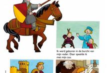 4xwijzer ridders en kastelen