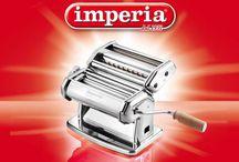 Macchina Imperia / La macchina da pasta conosciuta in tutto il mondo The pasta machine known all over the world