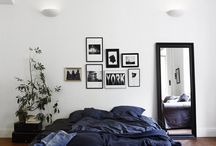 Men's Bedroom Interiors / Bedrooms designed just for corporate men.
