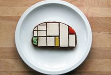 Food art / Art worthy edibles  / by Evgenia Valieva