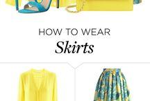 Hameita - Skirts