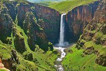Cataratas maravillosas del mundo