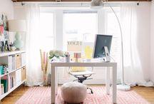 Office Space / by Antonia Krajicek