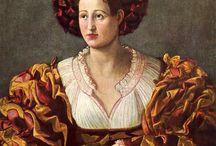 Portraits ritratti paintings dipinti