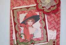 scrapping pages / mostly scrapbook pages I use for inspiration... / by Debbie Thomas