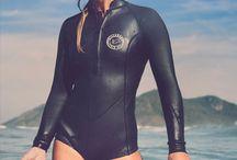Waves/Women / Surfing dreams